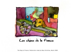 The dogs of france