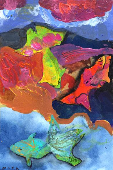 #319/365 Paintings
