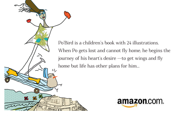 Po'Bird Children's Book Introduction